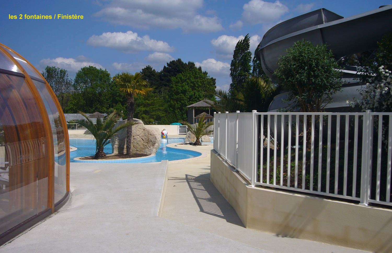 Page photo 156 r glages des l ments sur mesure de for Barriere piscine verre prix